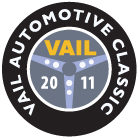Branding and identity programs by Nichols Interactive marketing agency and web site design - Vail Automotive Classic